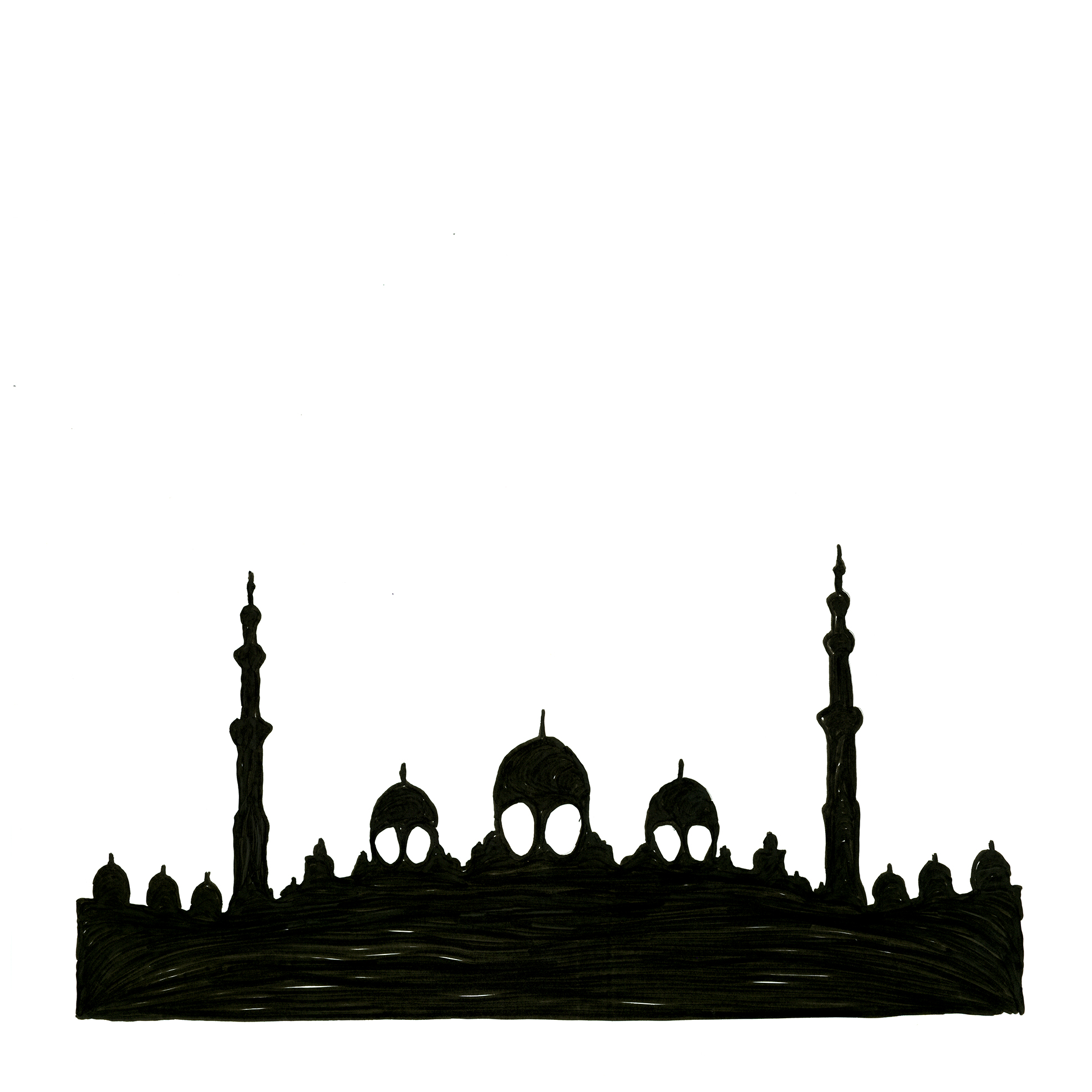 Sheikh Zayed's mosque